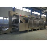 Industrial Peanut Processing Machine Automatic Nut Roaster Large Capacity Manufactures