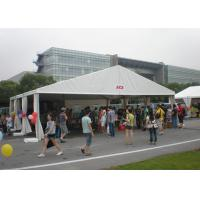 China 10m X 18m Soundproof Outdoor Event Tent With Double PVC Coat Covers wholesale