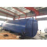Quality fast heating conduction oil type asphalt storage tanks for sale