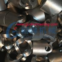 China Lost Wax Casting Components for Mining, Valve & pipe fittings, forklift parts Manufactures