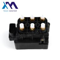 Air Valve Block Audi Air Suspension Parts For A6 / A6 Quattro R011 4F0616013 Manufactures