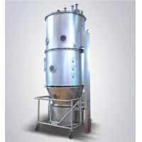 China Fluid Bed Dryer 160-240Kg/Batch 0.4-0.6Mpa PLC Control Touch Screen FL-200 on sale
