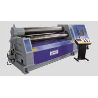 China Rotary Bender 4 Roller Bending Machine Sheet Metal Processing Machinery on sale