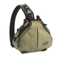 Caden K2 Army Green Waterproof Fashion Casual DSLR Camera Bag Case Messenger Shoulder Bag Manufactures