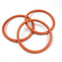 China NBR 70 rubber  custom rubber rings colored hnbr nitrile rubber o rings on sale