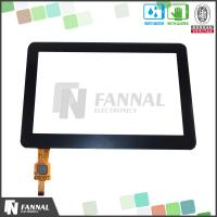 China Industrial Rugged 5 inch G+G Capacitive Touch Screen Panel with FocalTech IC on sale