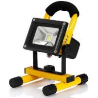 IP65 waterproof portable 10w led flood light outdoor Manufactures