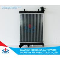 Fin Tube Aluminum Car Radiators For Hyundai Accent 99 - OEM 25310 - 25050 Manufactures