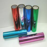 various color Hot stamping foil Manufactures