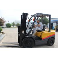 China Made 2ton Counterbalanced Engine Power Diesel Forklift Truck Manufactures