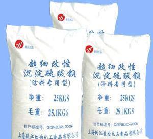 Specific Barium Sulphate Manufactures