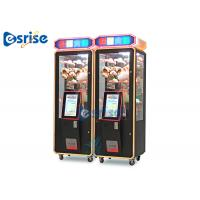 Presents Doll Grabbing Machine Easy Set Up Intellegent System Profitable Manufactures