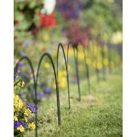 Garden Border Edging / Mental Garden Border Fence Prop Up Floppy Plants Manufactures