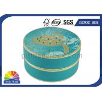 Personalized Luxury Cylindrical Rigid Gift Boxes Round Cardboard Boxes for Gift Packs Manufactures