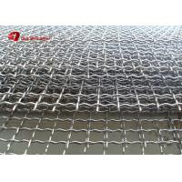 Aluminum 5052 Plain Weave Crimped Wire Mesh Use As Fence Or Filter In Industry Manufactures