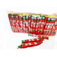 Super Candy Strawberry Flavour Nice Taste and Sweet Promotional Snack Manufactures