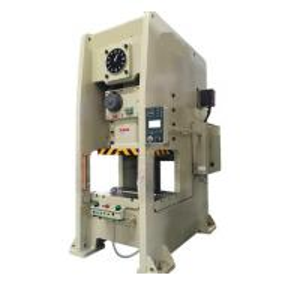 China Pneumatic Power Punch Press machine , Semi Closed H Type Power Press 110 ton on sale