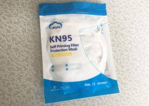 Elastic Ear Band KN95 Civil Protective Mask Manufactures