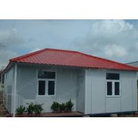 Affordable Pre Built Modular House With 64m² ANT PH1732 Manufactures