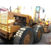 Komatsu series used but qualified motor grader  for sale Manufactures