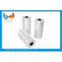 40 Micron High Clear 52% PVC /  78% PETG Shrink Film Roll For Heat Shrink Labels Manufactures