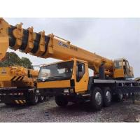 100 Ton Used XCMG Cran QY100K Import From China With Super Power and Hydraulic System Manufactures