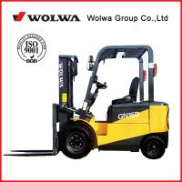 CHINA small electric forklift GN15D China mini Electric Forklift Truck for sale Manufactures