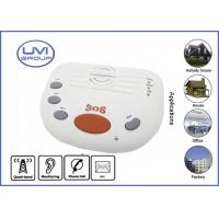 GSM-B10 850 / 900 / 1800 / 1900MHz Band GSM Elderly Guarder Alarm System with 3 Family Button and SOS Manufactures