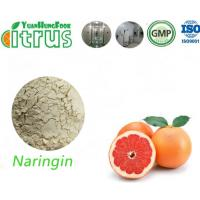 Grapefruit Extract Naringin Off White 98.0% HPLC CAS 10236-47-2 Function Bittering Agent Manufactures
