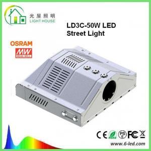 Epistar SMD2835 Outdoor Street Lamps 2700k Led Roadway Light Manufactures