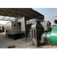 Horizontal Assembled Coal Fired Central Heating Boilers Natural Circulation Manufactures