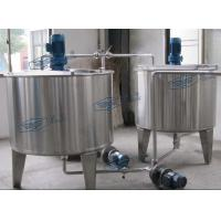 Stainless Steel Mixing Tank Manufactures
