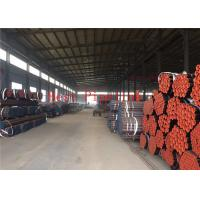 China Longitudinally Electric Welded Steel Pipe Wall Thickness GOST 10704-91 / 10706-76 on sale
