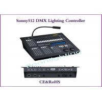 China Sunny Dmx512 Light Controller For DJ Sound & Lighting Control System wholesale