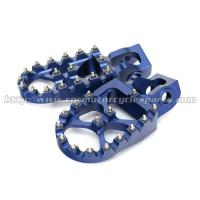 China Aluminum Alloy Oversize Dirt Bike Foot pegs Footpegs KTM SX SXF 125 250 350 450 2016 on sale
