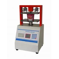 Paper cup compression tester Small box compressive force tester TAPPI compression test Manufactures