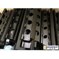 China High Intensity Custom Aluminium Extrusion Good Performance With ISO Certification on sale