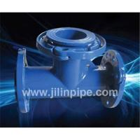 Quality Ductile iron pipe fittings for sale