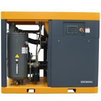 Airhorse 90kw 120 hp stationary 8 bar screw direct driven air compressor for sale Manufactures