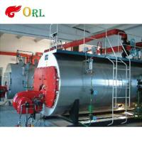 Coal Fired Steam Boiler Spare Parts , Oil Fired Boiler Header ASTM In Power Station Manufactures