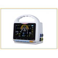China Touch Screen Multipara Monitor, Tabletop Type Patient Monitoring Equipment on sale