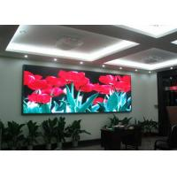 High Frequency P10 Indoor Full Color Led Display Screen 960mm x 960mm Manufactures