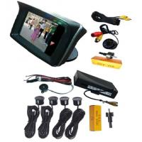 Desktop 2.3-inch TFT Monitor video vision Parking Sensor system Manufactures