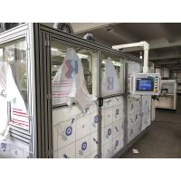 Full Servo Baby Diaper Packing Machine Plc Controlling Pull-Ups 4200Kg Weight Manufactures
