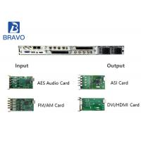 FTA  SD Integrated Receiver Decoder Professional Multi Transpond MPEG - 2 Manufactures