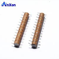 China 15KV 220PF 330PF 470PF 1000PF High voltage capacitor arrays with 2CL74 diode on sale