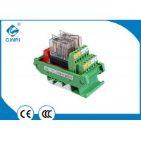 Micro - Controller 2 PLC Relay Module 2 CO Control Panel JR-2L2 With LED Manufactures
