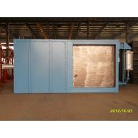 Steel Material Desulphurization Baffle Damper Regulating Baffle Door FTJM Type Manufactures