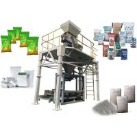 Quality PLC Control Automatic Bag Packing Machine , Filling And Sealing Machine Open Top for sale