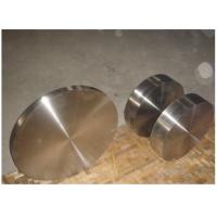China ASTM B564 Hastelloy C276 / UNS N10276 / 2.4819 Corrosion Resistant Nickel Alloy Forged Disc on sale